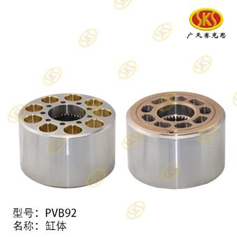 CYLINDER BLOCK-PVC90RC08(TOSHIBA 8T,YUCHAI 8.5T) 661-1100