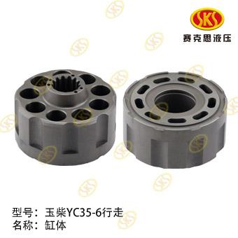 CYLINDER BLOCK-YC35-6 677-1101