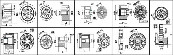 CYLINDER BLOCK-HPN-1398 691-1101