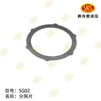SEPARATION PLATE-SG02 710-1802