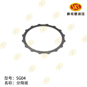 SEPARATION PLATE-SG04 711-1802