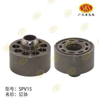 CYLINDER BLOCK-SPV15 720-1101