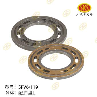 VALVE PLATE L-SPV119 725-4501