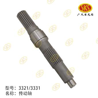 DRIVE SHAFT M-3331(EATON 006) 750-3201
