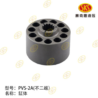 CYLINDER BLOCK-PVS-2A 809-1101
