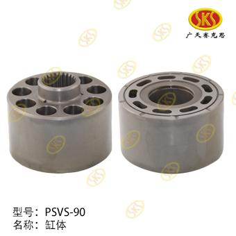 CYLINDER BLOCK-PSVS-90 893-1101