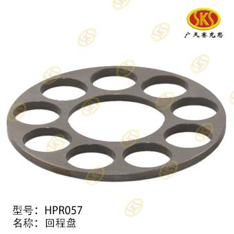 RETAINER PLATE-HRR057 895-4111-SZ