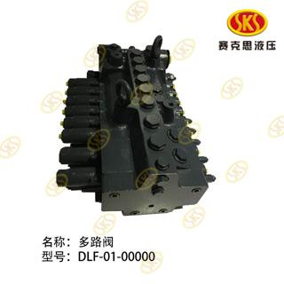 CONTROL VALVE-CASE DLF-01-00000